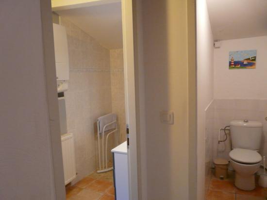 Salle d'eau-Toilettes